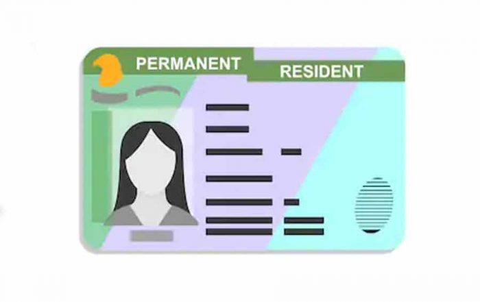 نموذج بطاقة الإقامة في مالطا